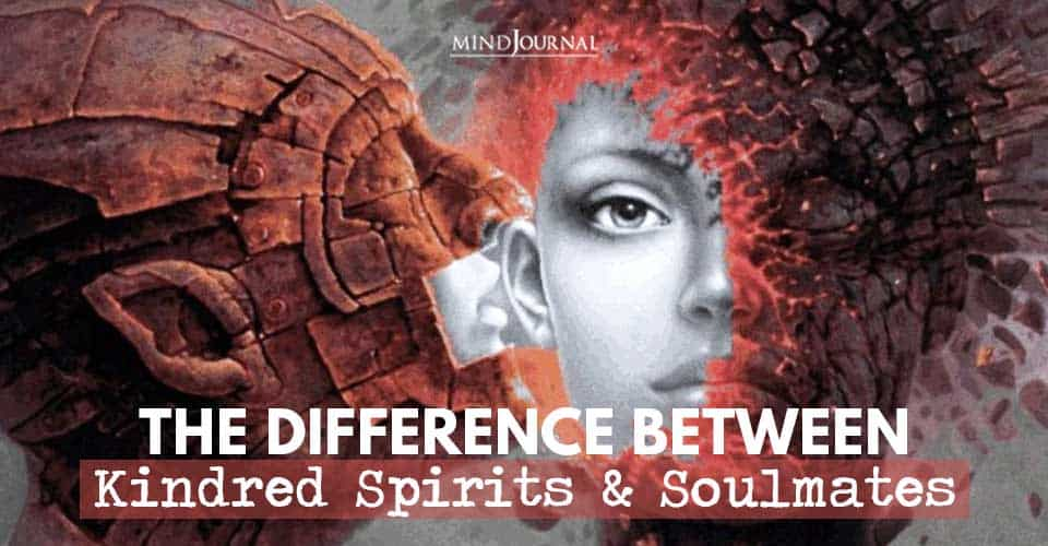 Difference Between Kindred Spirits and Soulmates