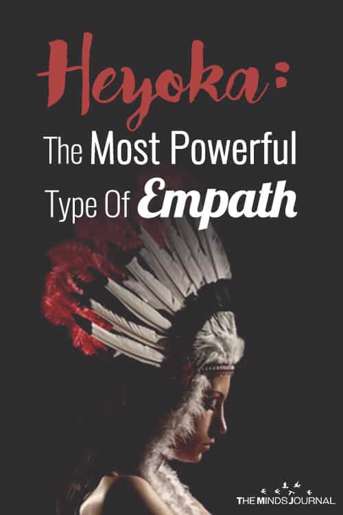 HEYOKA: THE MOST POWERFUL TYPE OF EMPATH