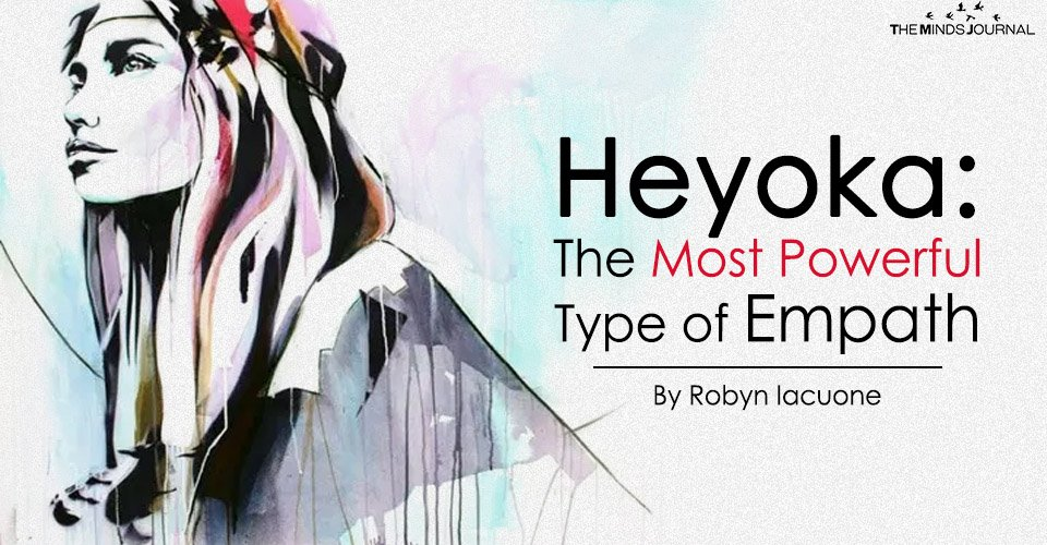 HEYOKA THE MOST POWERFUL TYPE OF EMPATH