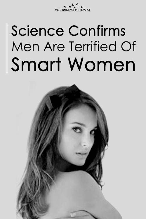 Science Confirms Men Are Terrified Of Smart Women