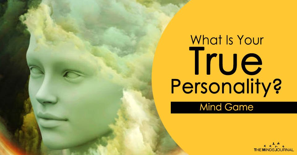 What Is Your True Personality – Mind Game