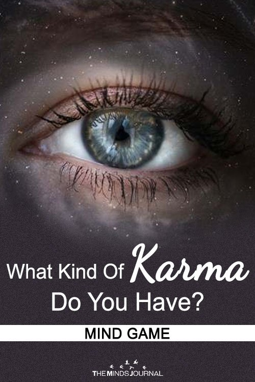 What Kind Of Karma Do You Have – Mind Game