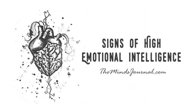 Are you Emotionally Intelligent ? Here's how to know
