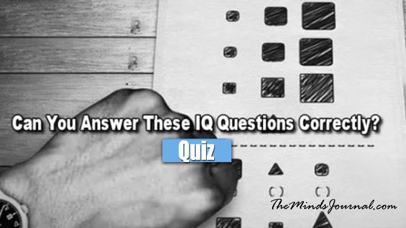 Can You Answer These Thoughtful IQ Questions Correctly? -Mind Game