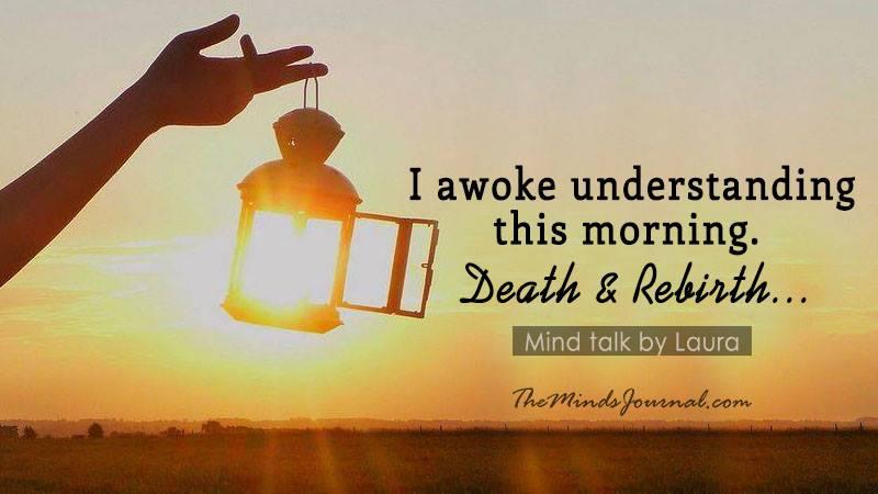 Death and Rebirth - Mind Talk