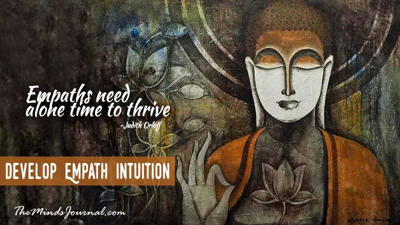 Develop Empath Intuition