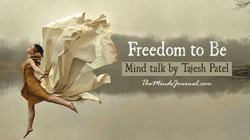 Freedom to Be – Mind Talk