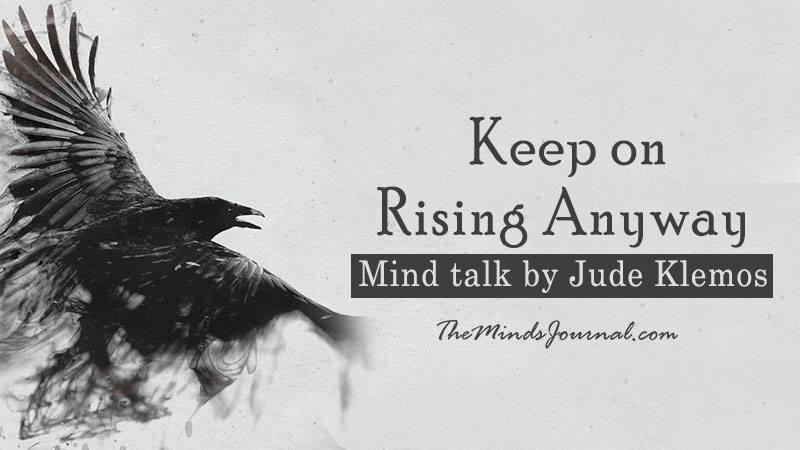 Keep On Rising Anyway – Mind Talk