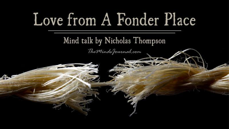 Love from A Fonder Place - Mind Talk