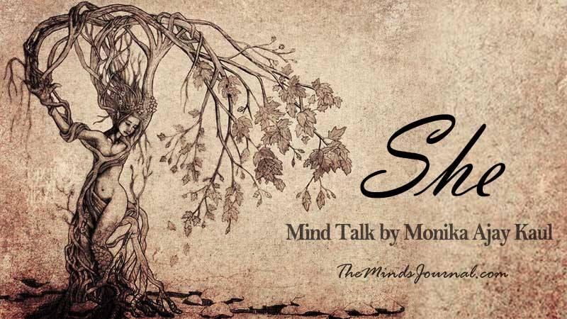 """ SHE "" – Mind Talk"