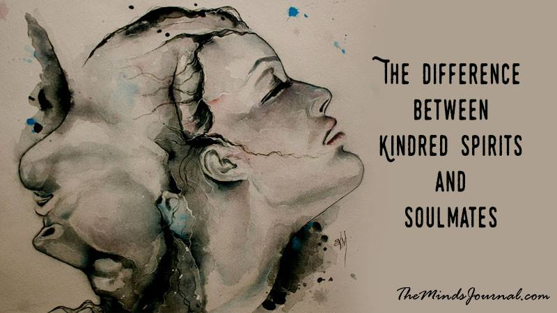 The Difference Between Kindred Spirits and Soulmates