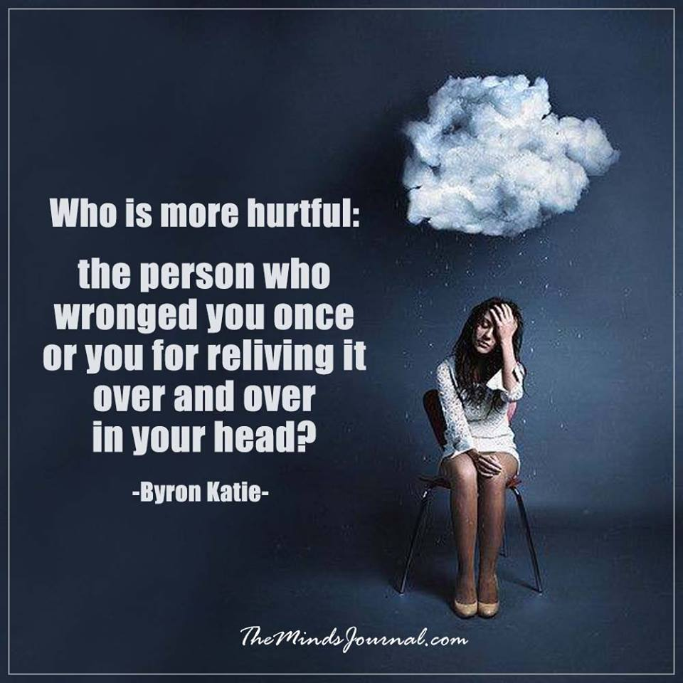 Who is more hurtful ?