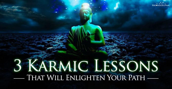 3 Karmic Lessons That Will Enlighten Your Path