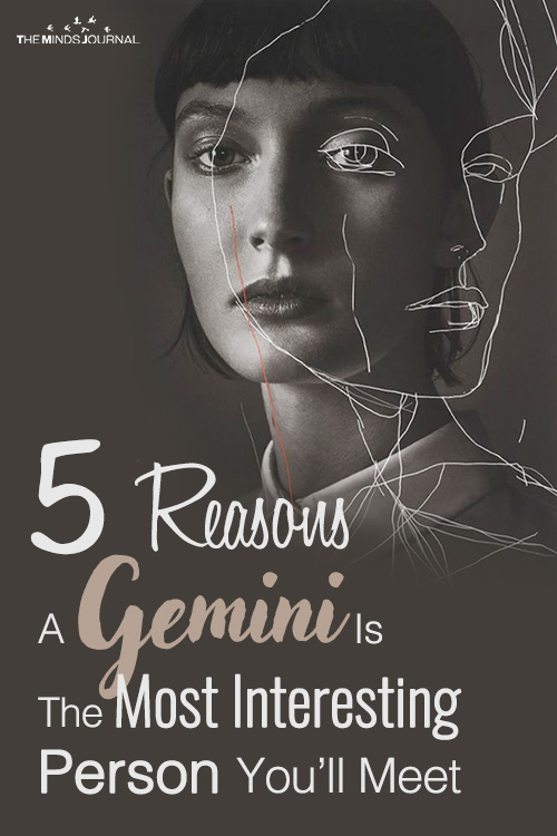 5 Reasons A Gemini Is The Most Interesting Person You'll Meet