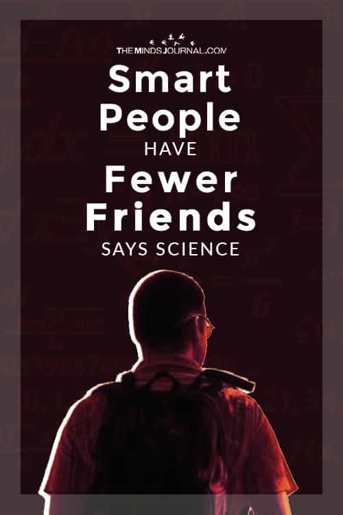 Smart People Have Fewer Friends Says Science Pin