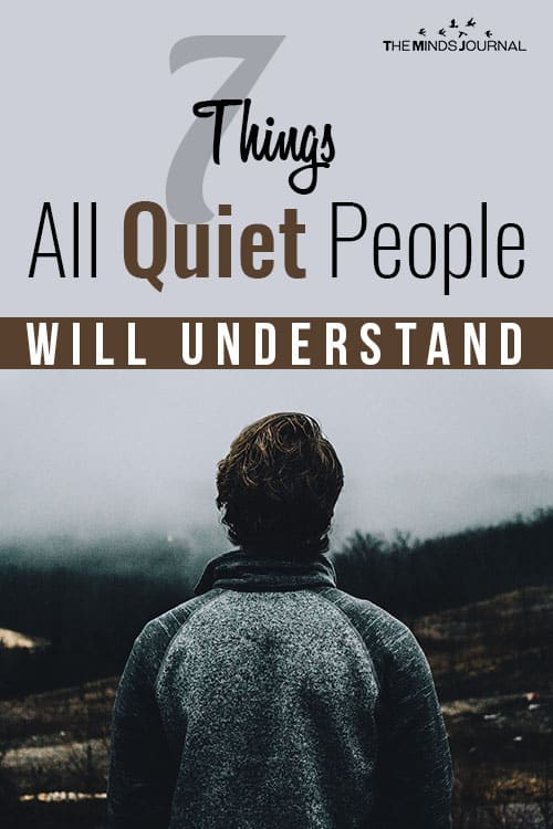 Things All Quiet People Will Understand pin