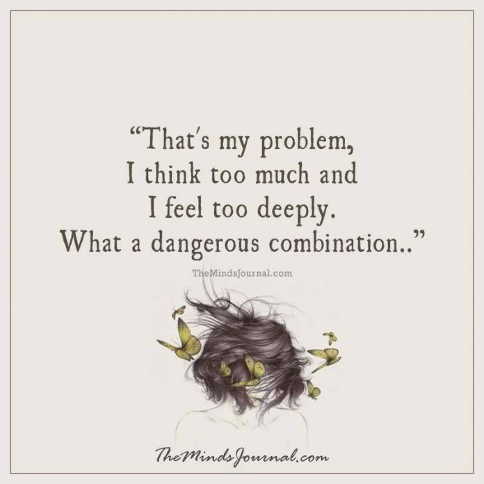 That's my problem