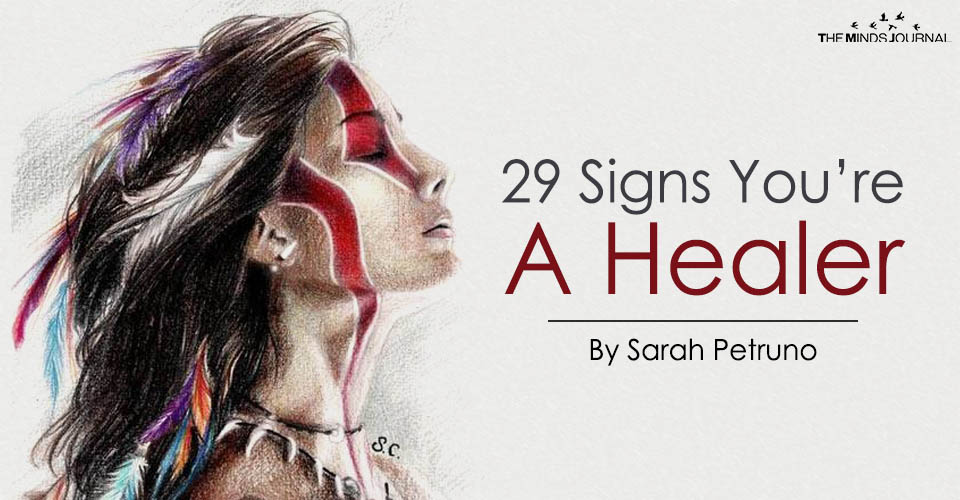 29 SIGNS YOU'RE A HEALER1