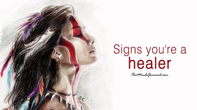 29 SIGNS YOU'RE A HEALER