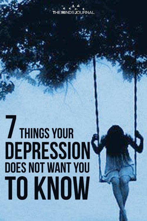 Feel depressed