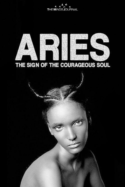 ARIES THE SIGN OF THE COURAGEOUS SOUL
