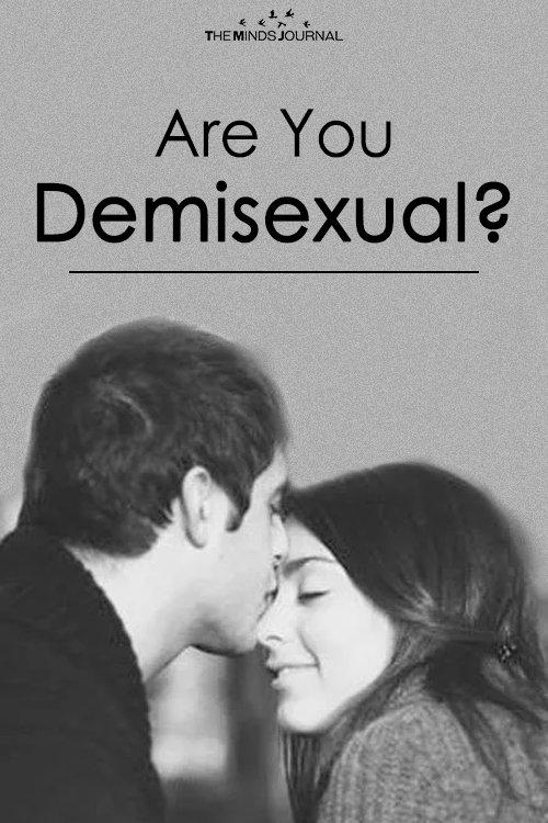 Demisexual book