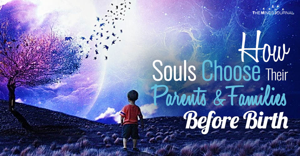 How Souls Choose Their Parents and Families Before Birth