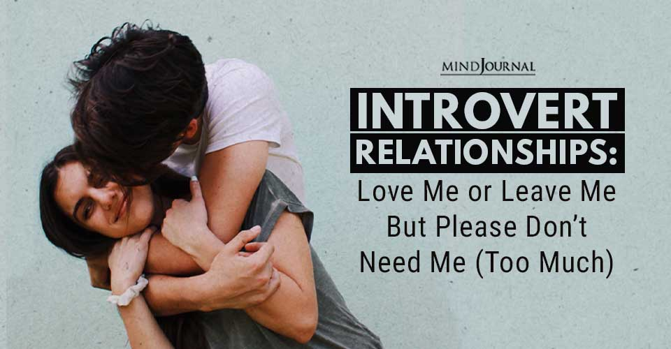 Introvert Relationships