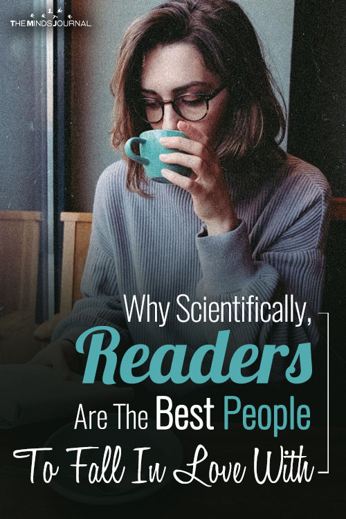 Why Scientifically, Readers Are The Best People To Fall In Love With