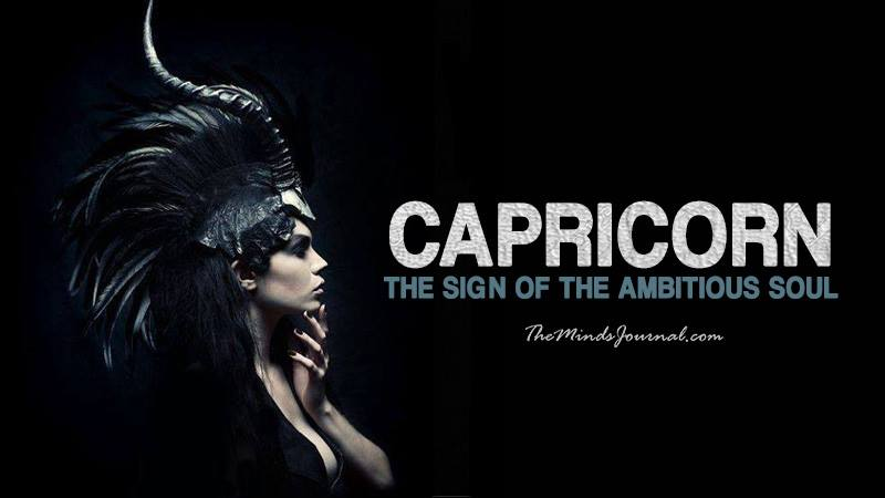 CAPRICORN: THE SIGN OF THE AMBITIOUS SOUL