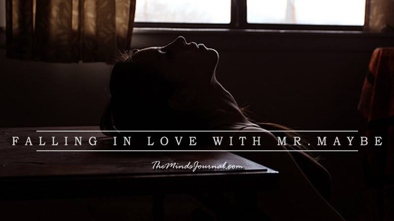 Falling In Love With Mr.Maybe