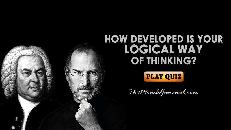 How Developed is Your Logical Way of Thinking – Mind Game