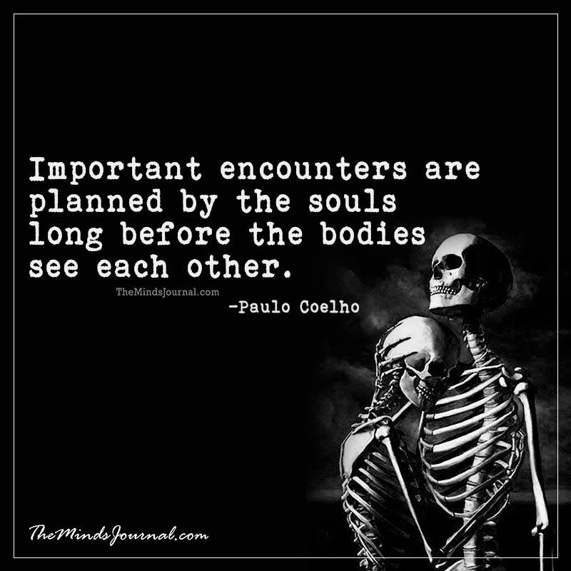 Important encounters are planned