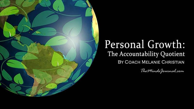Personal Growth: The Accountability Quotient