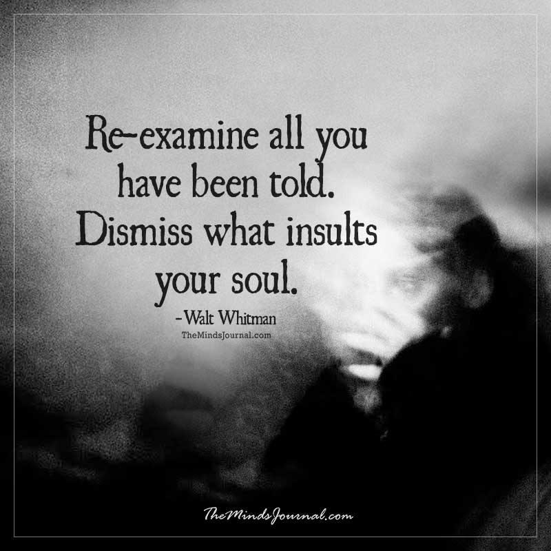 Re-examine all