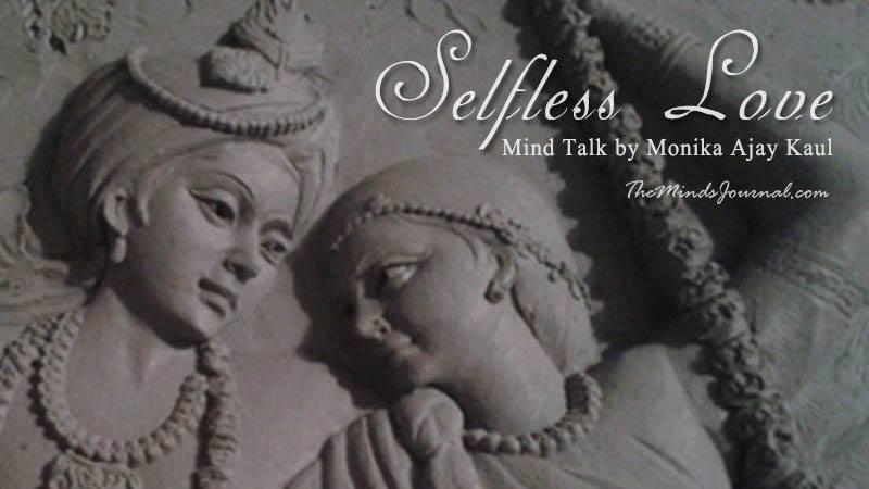 'Selfless Love' – Mind Talk
