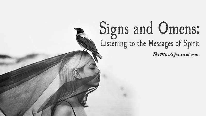Signs and Omens: Listening to the Messages of Spirit