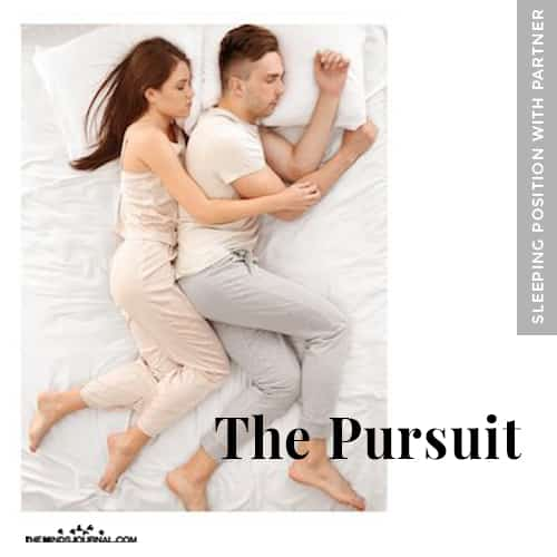 What Your Sleeping Position With Your Partner Says About Your Relationship