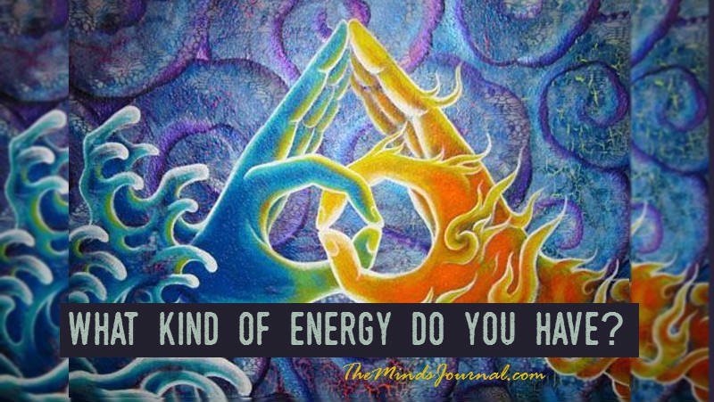 What kind of energy do you have? – Mind Game