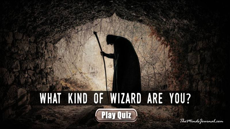 WHAT KIND OF WIZARD ARE YOU?  – Mind Game