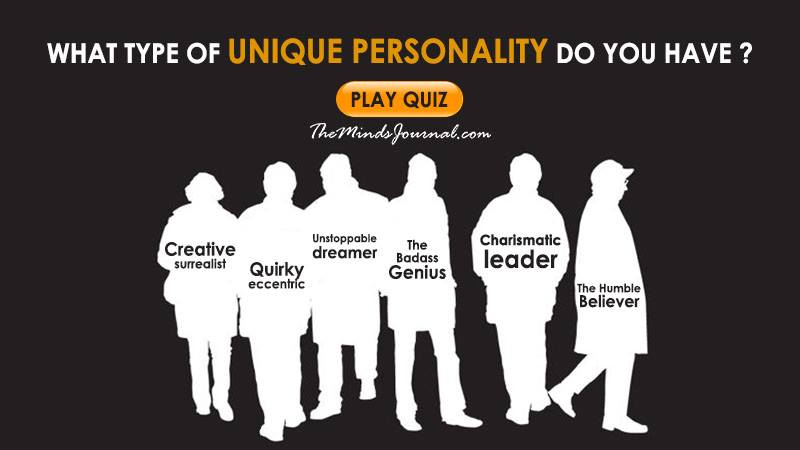 WHAT TYPE OF UNIQUE PERSONALITY DO YOU HAVE? – Mind Game