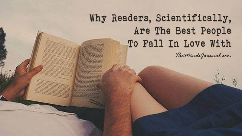 Readers Are The Best People To Fall In Love With (According to Science)