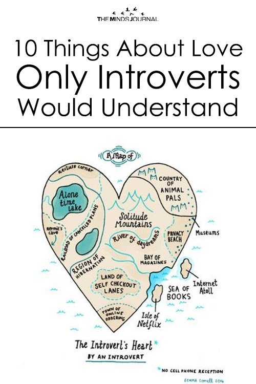 10 Things About Love Only Introverts Would Understand