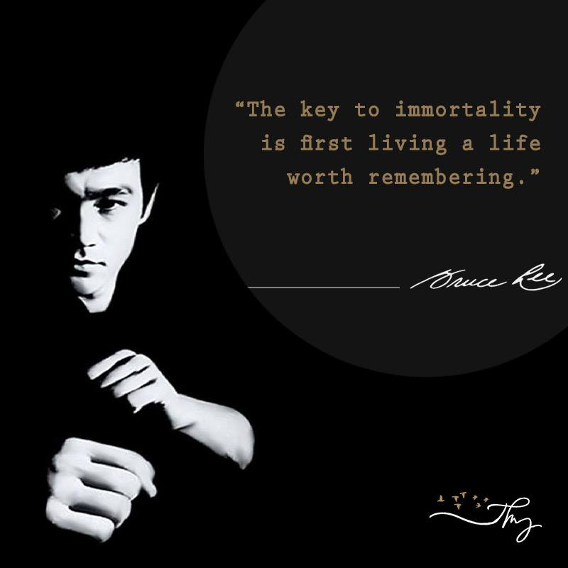Powerful Quotes From Bruce Lee 9