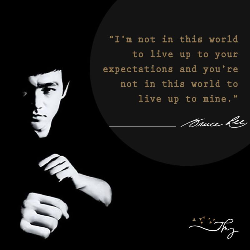 Powerful Quotes From Bruce Lee 4