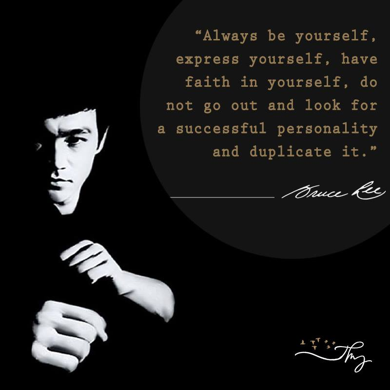 Powerful Quotes From Bruce Lee 10