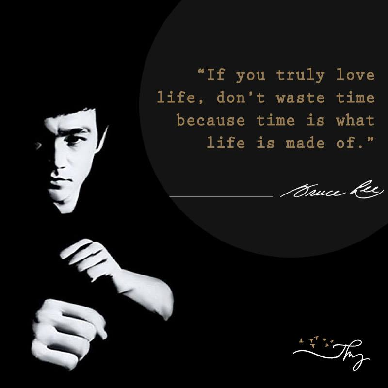 Powerful Quotes From Bruce Lee 12