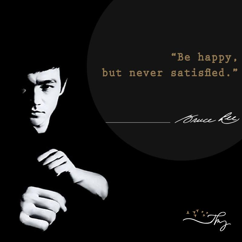 Powerful Quotes From Bruce Lee 6