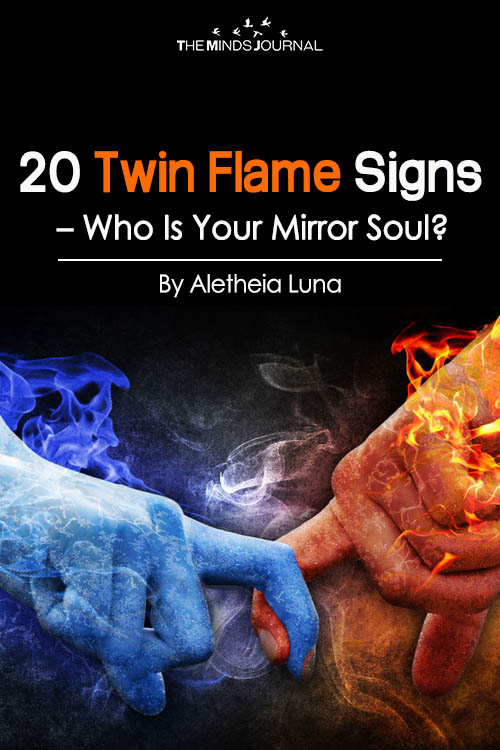 20 TWIN FLAME SIGNS – WHO IS YOUR MIRROR SOUL?