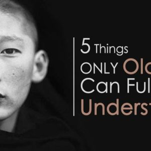 5 Things ONLY Old Souls Can Fully Understand